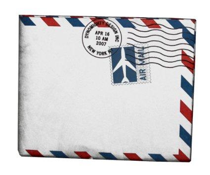 Airmail Air Mail Par Avion Classic Tyvek Mighty Wallet