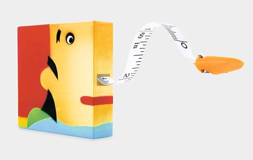 Pinocchio Tape Measure