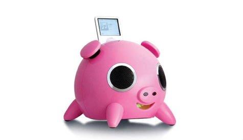 iPig iPod Speaker