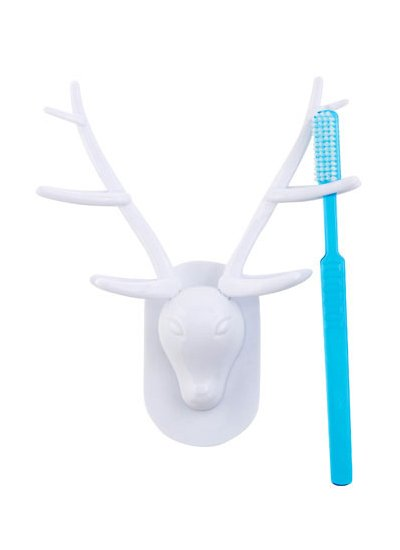 Fawned Of Hygiene Toothbrush Holder