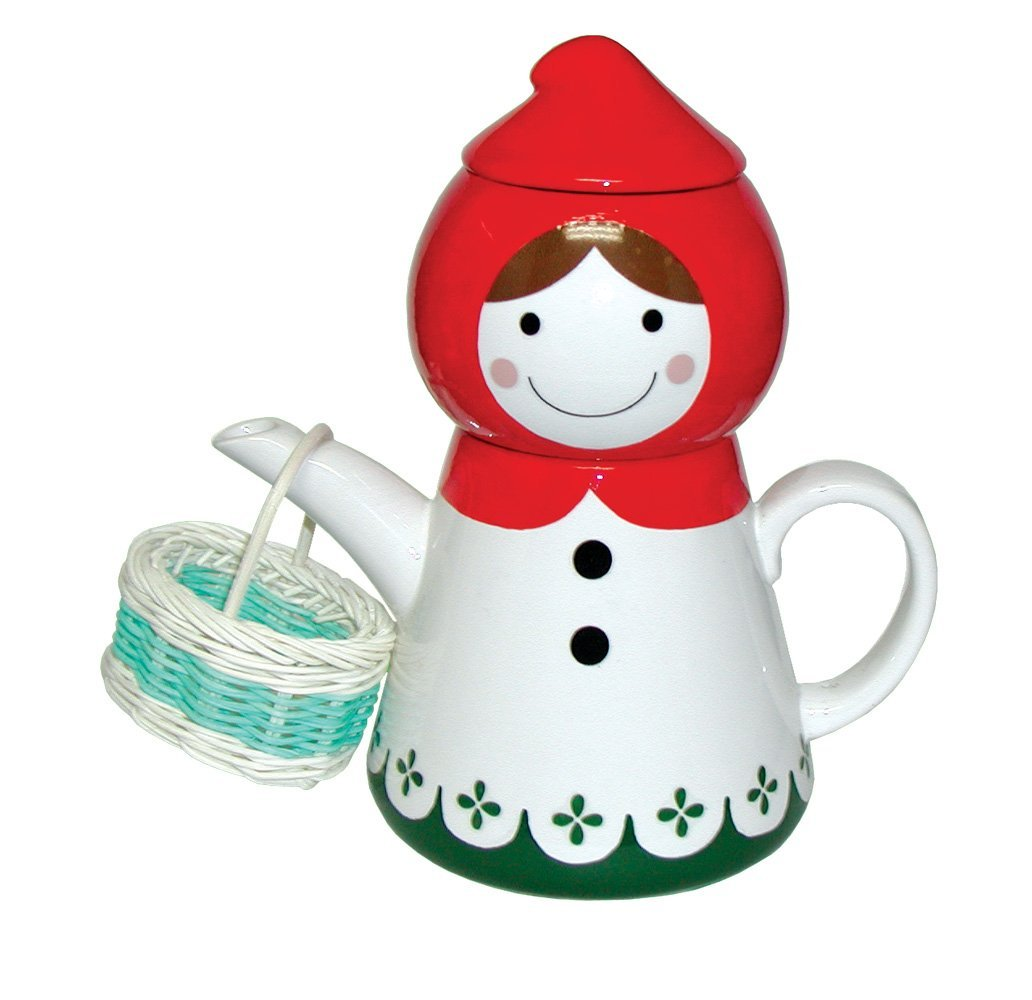 Little Red Riding Hood Tea for One Tea Set