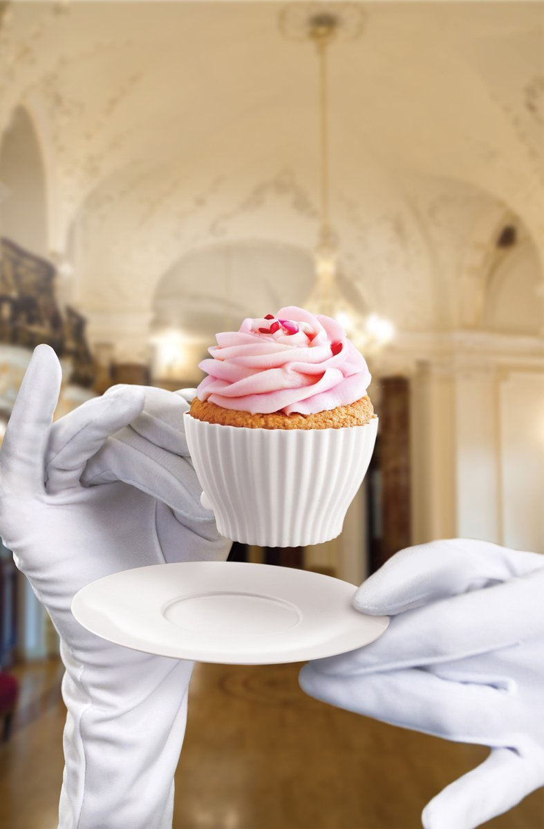Teacup Cakes Cupcake Mold