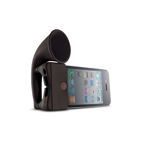 Bone-Collection-iPhone-Portable-Amplifier