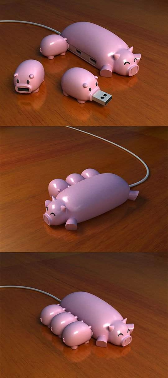 funny-USB-drive-pigs